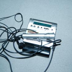 Minidisc portabil SONY MZ-R900 recording MD walkman cu accesori
