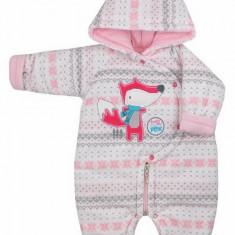 Salopeta de iarna pentru fetite-KOALA Fox 04-494-1R