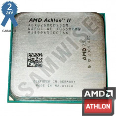 Procesor AMD Athlon II X2 B26 3.2GHz, Sk AM2+ AM3, 2MB, 64-Bit..Garantie 24luni! - Procesor PC AMD, Numar nuclee: 2, Peste 3.0 GHz