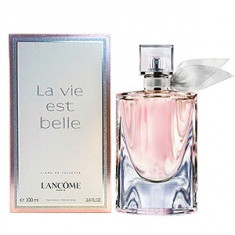 Lancome La Vie Est Belle L'EDT 100 ml pentru femei - Parfum femeie