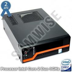 Sistem Incomplet GATEWAY DS10G SFF + E8400 3GHz, DDR3, GMA X4500, DVI GARANTIE!!