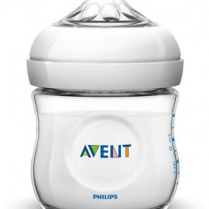 Biberon-PHILIPS AVENT Natural 125 ml SCF690/17