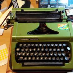Masina de scris Vintage Prasident 1500 de lux (10730)