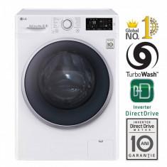 Masina de spalat rufe LG FH4U2VDN1 Titan 2.0 A+++ 1400 rpm 9kg alba