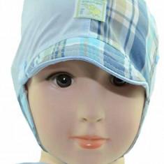 Caciula cu cozoroc pentru baieti CLB15 NN - Caciula Copii