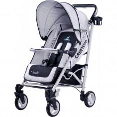 Carucior Sport pentru copii CARETERO Sonata CSCS-G, Gri - Carucior copii Sport