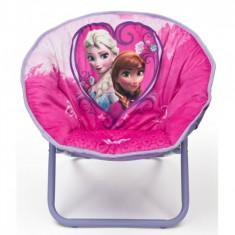 Fotoliu pliabil pentru copii Disney Frozen Delta Children - Set mobila copii