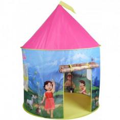 Cort de joaca pentru copii Heidi Castel Knorrtoys - Casuta copii Knorrtoys, Multicolor
