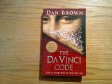 THE DAVINCI CODE - Dan Brown - Anchor Books, New York, 2003, 454 p.; lb. engleza