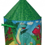 Cort de joaca pentru copii Dino Castel - Casuta/Cort copii