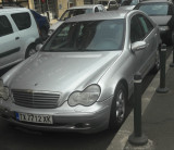 Mercedes C-320, Benzina, Break