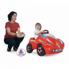 Masinuta electrica 6V Fire cu telecomanda Injusa - Masinuta electrica copii Injusa, Rosu