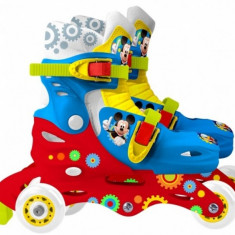 Role Mickey 27-30 Stamp, Patine cu rotile