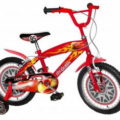 Bicicleta Cars 16 inch Stamp - Bicicleta copii