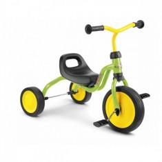 Tricicleta Fitsch Verde Puky - Tricicleta copii
