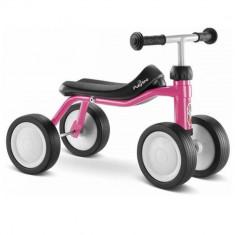 Tricicleta lino Roz Puky - Tricicleta copii
