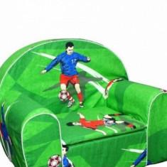 Fotoliu Mini Football Nobiko - Set mobila copii