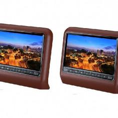 Set DVD + Monitor Tetiere MARO (Cogniac) - Monitor Auto