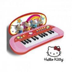 Pian cu figurine Hello Kitty Reig Musicales - Instrumente muzicale copii