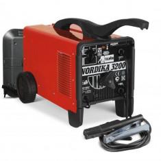Aparat de sudura Telwin Nordika 3200 Transformator 230V-400V Rosu