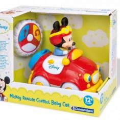 Masinuta cu Telecomanda Mickey Mouse Clementoni - Instrumente muzicale copii