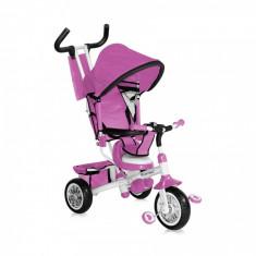 Tricicleta B302A Pink White Bertoni - Tricicleta copii