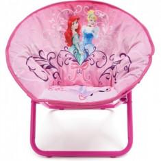 Fotoliu pliabil pentru copii Disney Princess Delta Children - Set mobila copii