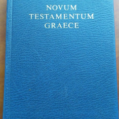 Novum Testamentum Graece -  Editia a 26-a, 1979, Alta editura