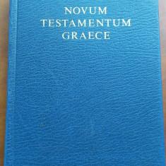 Novum Testamentum Graece - Editia a 26-a, 1979 - Biblia