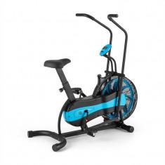 CAPITAL DE SPORT Stormstrike 2K, negru, CROSSTRÉNER, ergometru, 120 kg - Bicicleta fitness