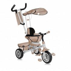 Tricicleta B301B Beige Grey Bertoni - Tricicleta copii