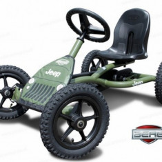 Kart cu pedale Jeep Junior Berg Toys