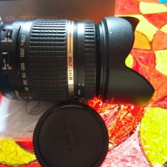 Obiectiv Tamron 18-270mm F3, 5-6, 3Di II VC PZD pentru Canon - Obiectiv DSLR