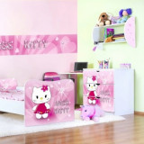 Set mobilier camera junior model B 80 x 160 cm 14 (Miss Kitty Pink) Nobiko