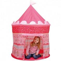 Cort de joaca pentru copii Little Princess Knorrtoys - Casuta copii Knorrtoys, Roz