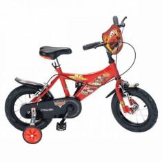 Bicicleta 12 inch Cars Toimsa - Bicicleta copii