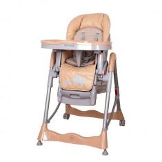 Scaun de masa Mambo Bej Coto Baby - Set mobila copii