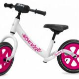 Bicicleta fara pedale Biky White Berg Toys
