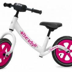 Bicicleta fara pedale Biky White Berg Toys - Bicicleta copii