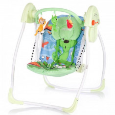 Leagan electric Comfort Buddies Chipolino - Balansoar interior