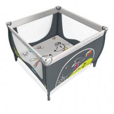 Tarc de joaca Play Gray Baby Design