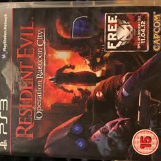 Rezident Evil Operation Racoon City pentru ps3 - Jocuri PS3 Capcom