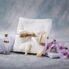 Trusou botez Collection Elegant Burberry Nikos