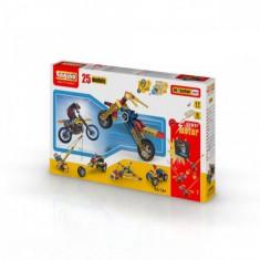 Set inginerie 25 modele Engino - LEGO Architecture