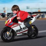 Motocicleta copii Ducati GP Peg Perego
