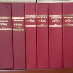 DOSTOIEVSKI - OPERE (1966-1974), 11 volume cartonate, set complet - Roman