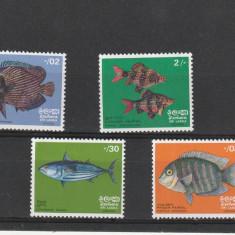 Fauna pesti Sri Lanka., Nestampilat