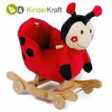 Balansoar cu roti 2 in 1 cu sunete Ladybug KinderKraft