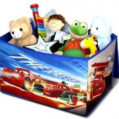 Cutie pentru depozitare jucarii Disney Cars - Sistem depozitare jucarii