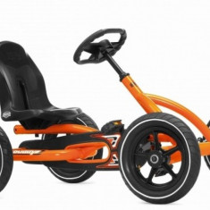 Kart cu pedale Rally Orange Berg Toys